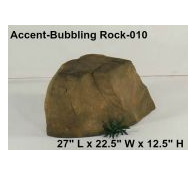 Artificial Rocks for a Decorative Landscape for Patios, Gardens, Backyards & Pools