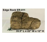 Decorative Pool Waterfall Edge Rock-011